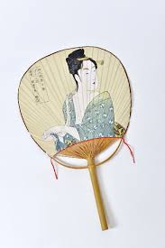 uchiwa fan characteristics of three major uchiwa you see in japanese summer