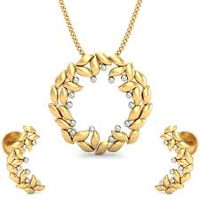 necklace pendants online images The awesome gold pendant set buy awesome gold pendant set online jpg