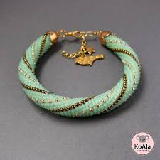 bead crochet rope bracelet images 627 best bead crochet images bead crochet rope jpg