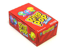 personalized ring pops twisted ring pops box of 24 oldtimecandy