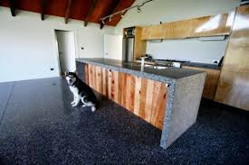Kitchen Bench Surfaces High Quality Ground And Polished Concrete Surfaces Stone