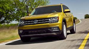 atlas volkswagen black 2018 vw atlas finally a full size volkswagen suv la times