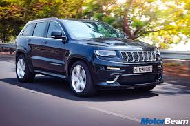 blue jeep grand cherokee 2016 jeep grand cherokee srt review test drive