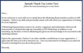 sample thank you email goodorbademail com