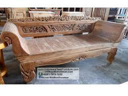 wood daybeds bali indonesia
