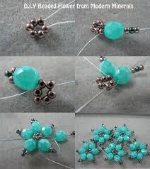 diy beaded flower bracelet images 2611 best beaded beads and pendants images bead jpg