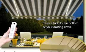 Retractable Awning Accessories Sunsetter Retractable Awnings Accessories