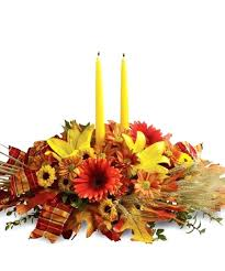 Centerpieces For Thanksgiving Thanksgiving Centerpieces With Candles Thanksgiving Candles Even The