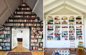 Library Bookcase Plans Library Wall Plans U2013 A Beautiful Mess