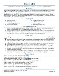 how to write accomplishments in resume sample resume highlighting accomplishments