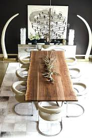 Modern Rustic Dining Room Table Contemporary Wood Dining Table U2013 Thelt Co