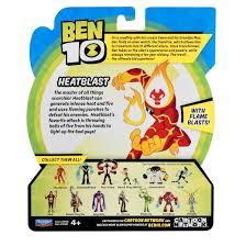 ben 10 heatblast action figure target