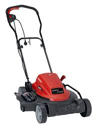 electric lawn mowers electric mowers sears