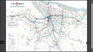 Map Of Beaverton Oregon by What Transit System Maps Do You Love Upload A Pic Of Them