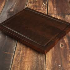 elegant very large end grain cutting board walnut chopping block