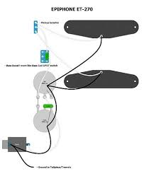 wiring diagram epiphone et 270 wiring diagrams
