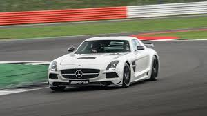 mercedes sl amg black series 50 years of amg driving the mercedes sls amg black series