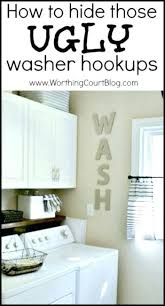 washer and dryer cover ups washer and dryer cover ups laundry room storage washer and dryer