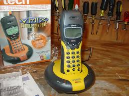 vtech vmix 2434 cordless phone for sale youtube