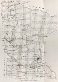 Maps Mn Minnesota Maps Perry Castañeda Map Collection Ut Library Online