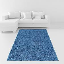 3 X 4 Area Rug Soft Shag Area Rug 3 3 X 4 8 39 By 56 Plain Solid Color Navy