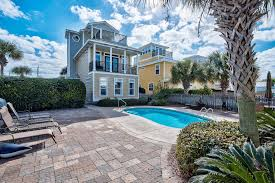 Map Destin Florida by Shirah Villa Destin Florida Vacation Home In Crystal Beach