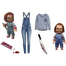 Chucky Costume Chucky Costume Polyvore