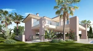 for sale new villa modern project in los flamingos marbella spain