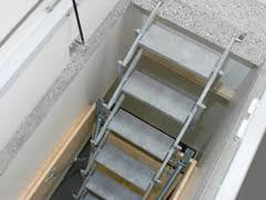 scale retrattili per soffitte prolungamento della scala retrattile