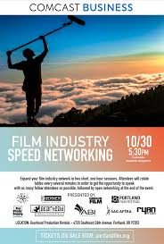 Portland Speed Map by Film Industry Speed Networking Tickets Mon Oct 30 2017 At 5 30