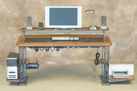 standing desk cable management desks with cable management top interior furniture