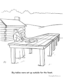 thanksgiving coloring pages 022