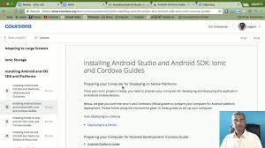 installing android studio and android sdk hong kong