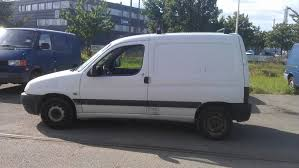peugeot van rent a 3m3 van lorry peugeot partner citroen berlin or similar