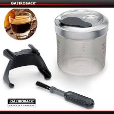 gastroback design espresso pro gastroback design espresso machine design coffee grinder so