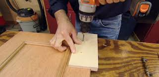cabinet hardware drilling jig how to make a drilling jig for cabinet handles and knobs today s