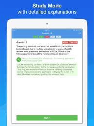 cna smart exam prep practice test u0026 study app ranking and store