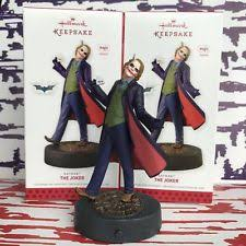 2013 hallmark keepsake ornament the joker batman ebay