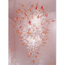 Orange Glass Chandelier Compare Prices On Orange Glass Chandelier Online Shopping Buy Low