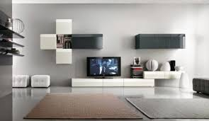 Modern TV Wall Units For Unique Living Room Designs - Modern wall unit designs for living room