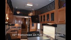 Cyclone Toy Hauler Floor Plans by 2007 Heartland Cyclone 3920 Youtube