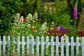 Pretty Garden Ideas White Garden Fencing Ideas Garden Fence Paint Grey Picket Fence