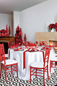 christmas tables decorations merry bright christmas table decorations southern living