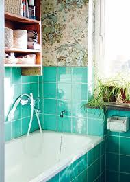 Colorful Bathroom Tile Best 25 Blue Green Bathrooms Ideas On Pinterest Blue Green