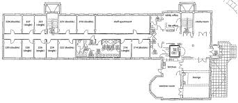 University Floor Plans Merner Hall Floor Plan Cornell College