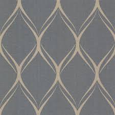 platinum decorline geometric wallpaper contemporary