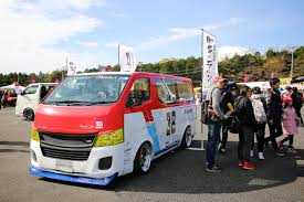 nissan caravan modified events the 2017 nismo festival was a moving tribute to the