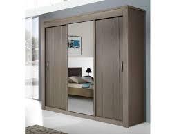 armoire chambre pas chere armoire chambre porte coulissante avec galerie et armoire