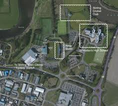 Stirling Scotland Map Arbroath Football Club Supporter Information For Saturday