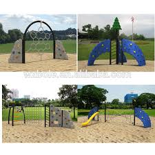 new product playground equipment rock climbing wall amusement park